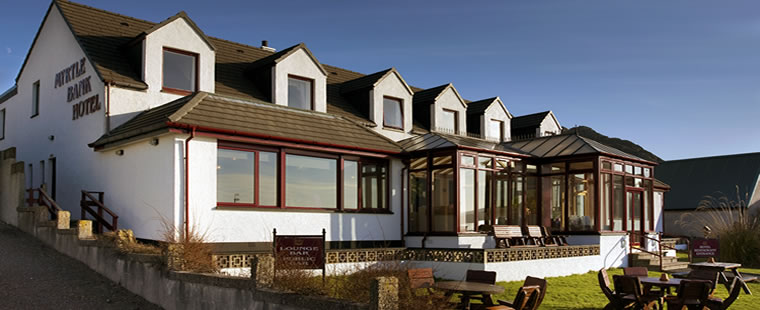 The Myrtle, Gairloch -